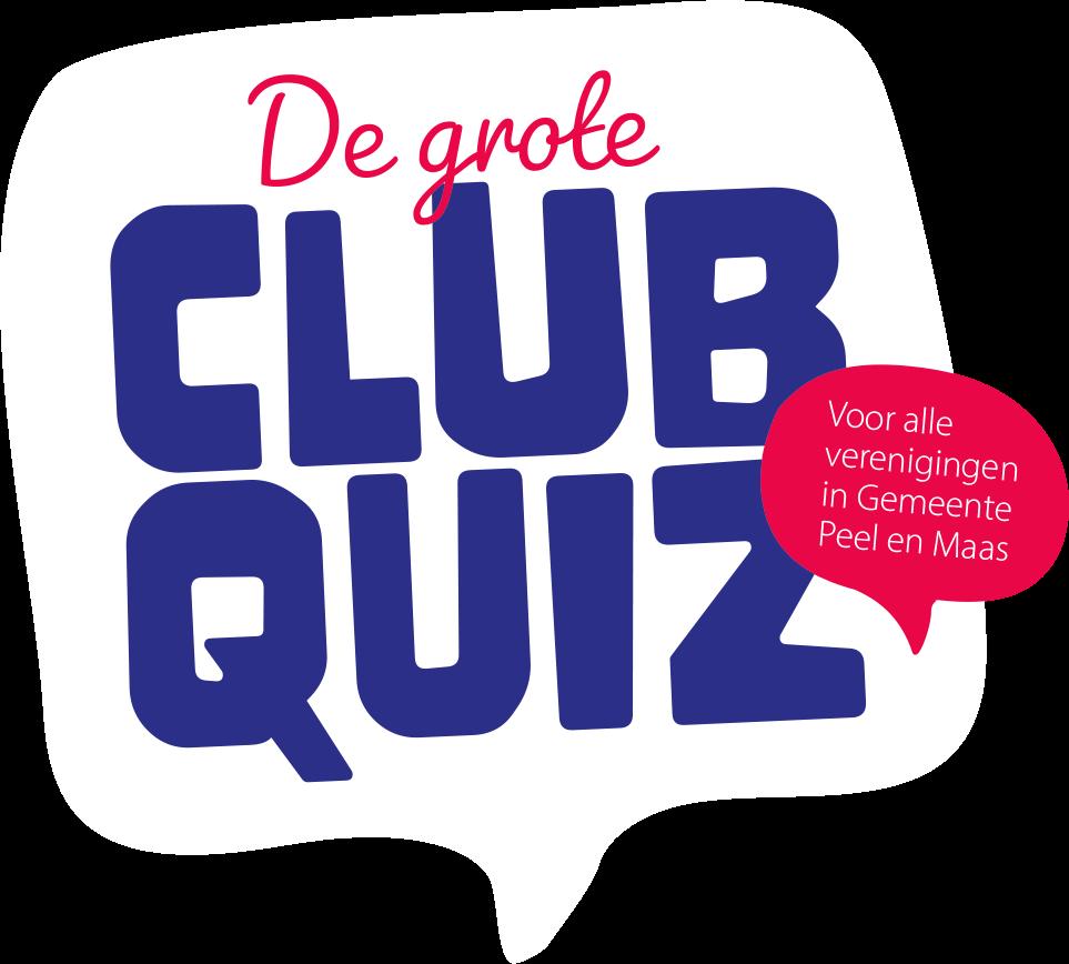 logo de grote club quiz peel en maas